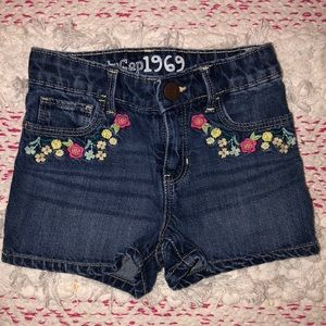 Gap Girls Jean Shorts